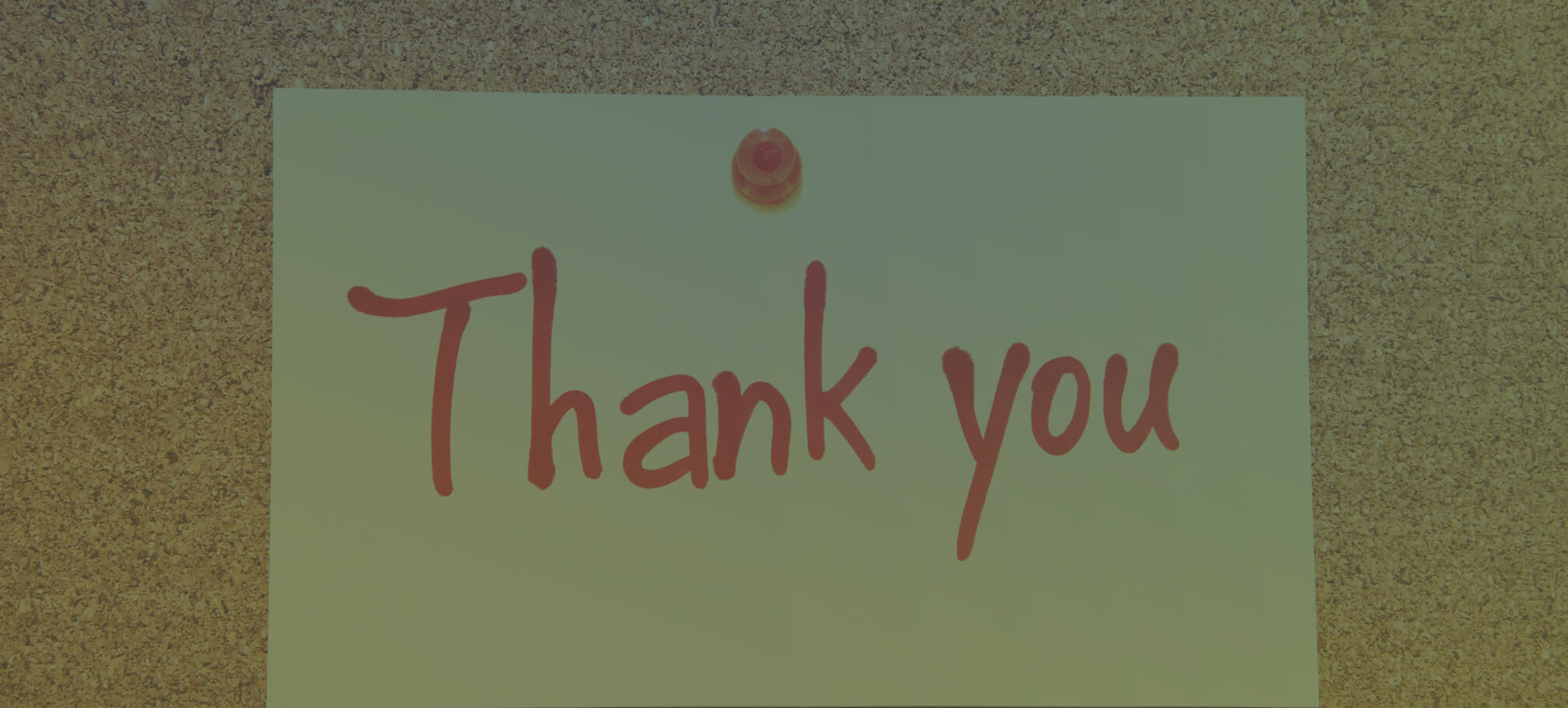 3 quick tips for small associations to show their thankfulness